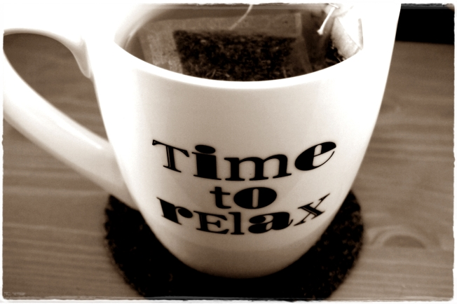 Relaxmodusan
