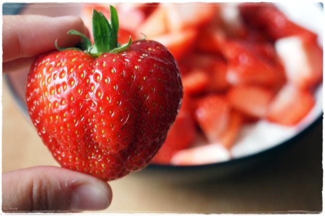 Erdbeerliebe