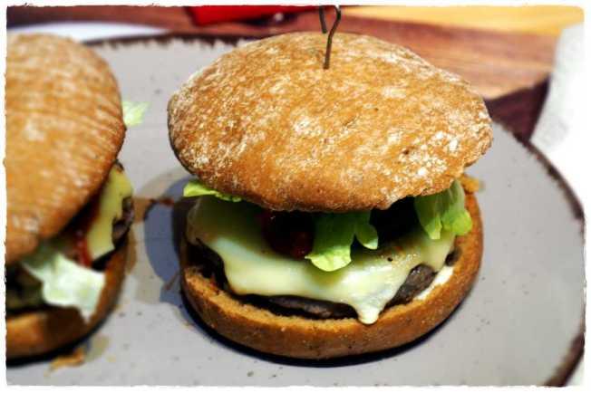 Burgerzeit